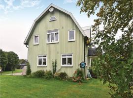 Two-Bedroom Apartment in Svanskog, Svanskog