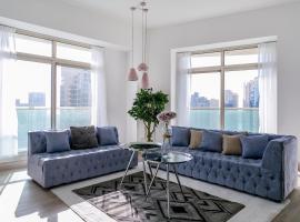 One Perfect Stay - Marina Mansions, Dubai