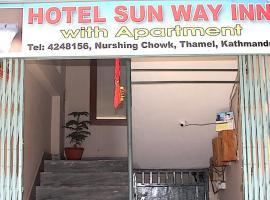 Hotel Sunway Inn Nepal, Catmandu