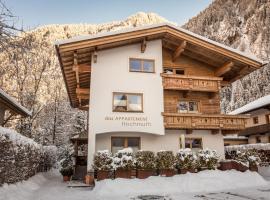 Alpen Appartements Hochmuth, Mayrhofen