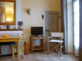 Studio dans maison de village, Gréoux-les-Bains