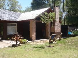 Cabaña Sierra Chica, Villa General Belgrano