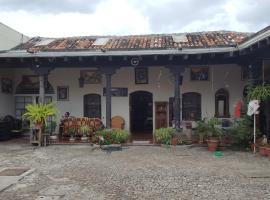Posada Dona Clara, Antigua Guatemala