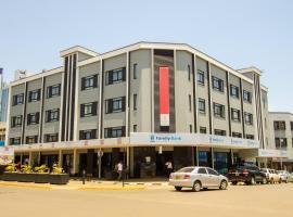 Imperial Express, Kisumu