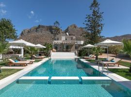 Asterion Deep Blue Villa, Stavros