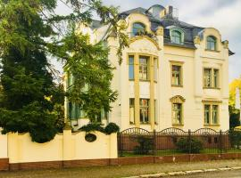Appartment Villa am Bretschneiderpark