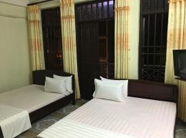 Minh Chau Hotel Tan An, Ninh Binh