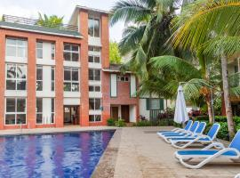 Villa with a pool in Arpora, Goa, by GuestHouser 61853, Arpora