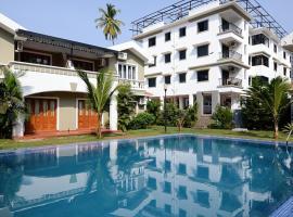 Apartment near Club Cubana in Arpora, Goa, by GuestHouser 61000, Arpora