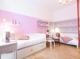 Süßes 1-Zimmer-Apartment in Kollwitzplatz-Nähe