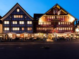 Romantik Hotel Säntis, Appenzell