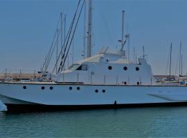 Sylvie Boat, Cagliari