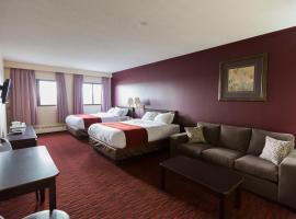Argyll Plaza Hotel, Edmonton