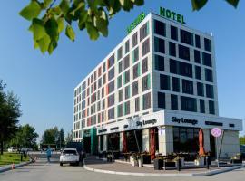 Skyport Hotel, Ob