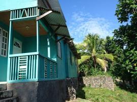 Rastas Room, Port Antonio