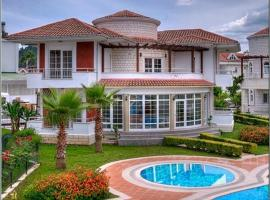 Tropicano Family Villas, Кемер