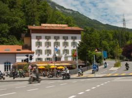 Hotel Hof und Post, Innertkirchen