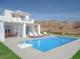 Natura Villas in Naxos, Mikri Vigla