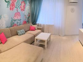 Cozy Apartment on Gogolya 38, Nowosybirsk
