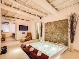Jacuzzi Luxury Suite, Rzym