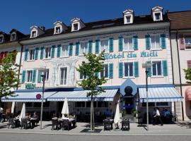 Hôtel du Midi, Delémont