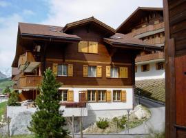 Apartment Saphir - GriwaRent AG, Grindelwald