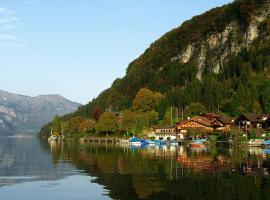 Hotel Châlet Du Lac, Iseltwald