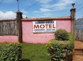 Grand Siecle Motel, Bafoussam
