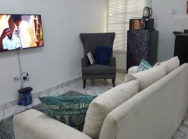 1 Bedroom Apartment, Chevron Drive, Lagos