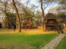 The Tree Lodge at Sikumi,