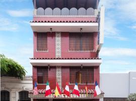 Hostal Iquique, Lima