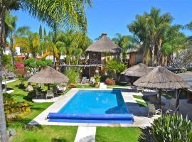 La Aldea Hotel & Spa, Atlixco