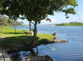 Calm Waters, El Porvenir