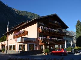 Hotel Restaurant Thurner, Zams