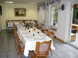 Ferienhaus Waldrand