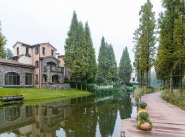 Chengdu Qingchengshan American Style Holiday Villa, Dujiangyan