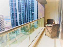 Short Booking - One Bedroom Apartment West Heights, Dubai