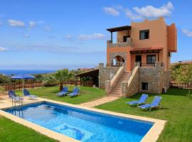 Theo Beach Villa, Frangokástellon