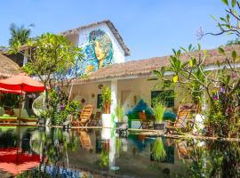 Green Leaf Boutique Hotel & Luxury Retreat Center, Siem Reap