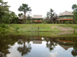 Ayaymama Eco Lodges & Expeditions, Miraflores