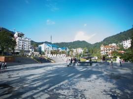 Nam A Hotel, Tam Ðảo