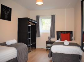 Kelpies Serviced Apartments - Callum, Livingston