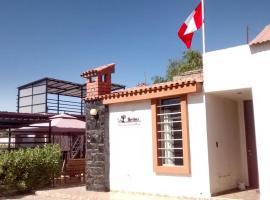 Los Moritas Flats Y Casa Campo Albergo, Arequipa