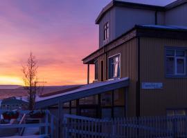 Finna Hótel Guesthouse, Hólmavík