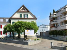 Hotel Garni Rössli, St. Gallen