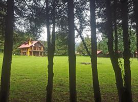Campamento Zirahuén, Zirahuén