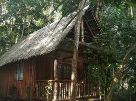 Riverside Native House, Лобок