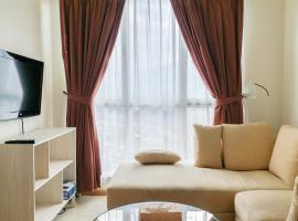 2BR Cityview At Gandaria Heights Apartment By Travelio, Jakarta