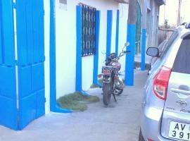 Motel Cite des Amis, Cotonou