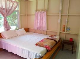 Pearl Diamond Guest House, 额布里